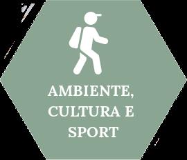 Ambiente, cultura e sport
