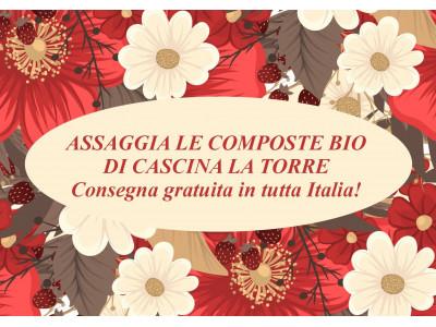Consegna gratuita in tutta Italia!